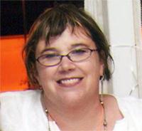 Portrait photo of Laurie Morgan, senior consultant and partner at Capko & Morgan.